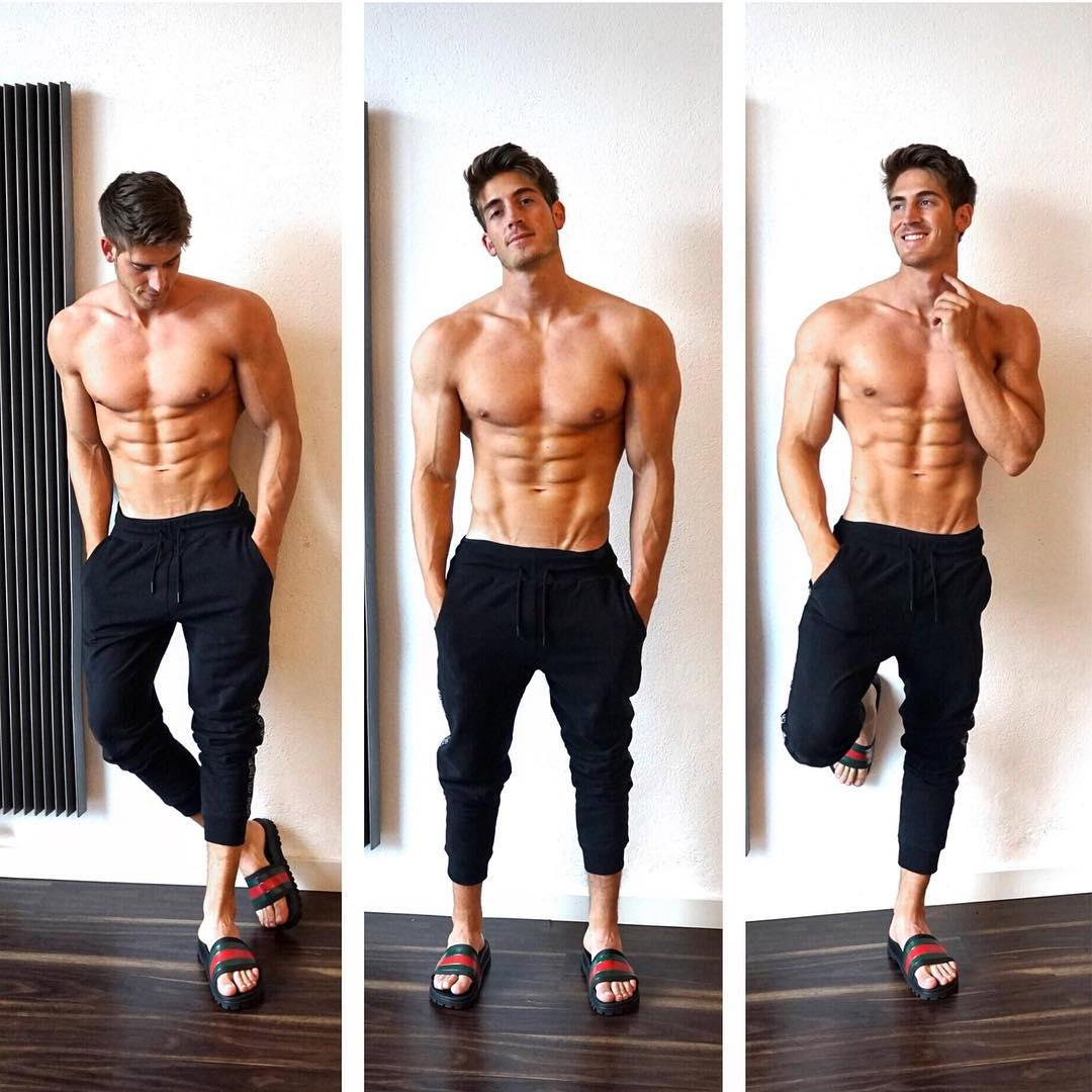sexy-sixpack-abs-bro-shirtless-muscle-hunk