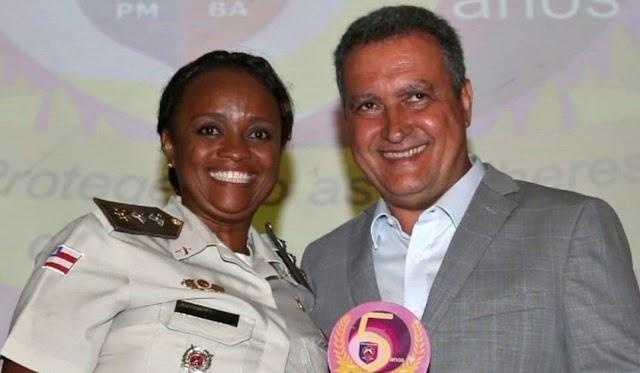Após perder eleição, Major Denice pode assumir a Secretaria da Casa Civil da Bahia