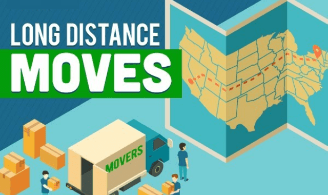 Long Distance Moves