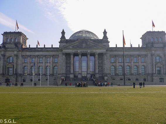 Reichstag. Berlin en 4 dias