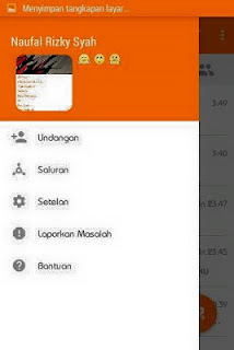 BBM Orange Inovation V2 base 2.9.0.44 APK