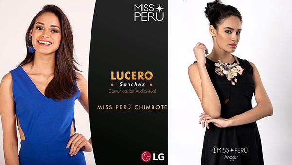 Filtran video íntimo de candidata a Miss Perú Ancash 2018 - 2019
