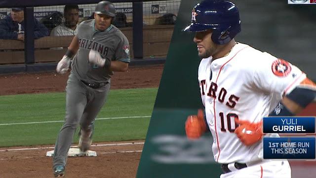 Ambos bateadores cubanos consiguieron ir más allá de los limites, en noche multihits