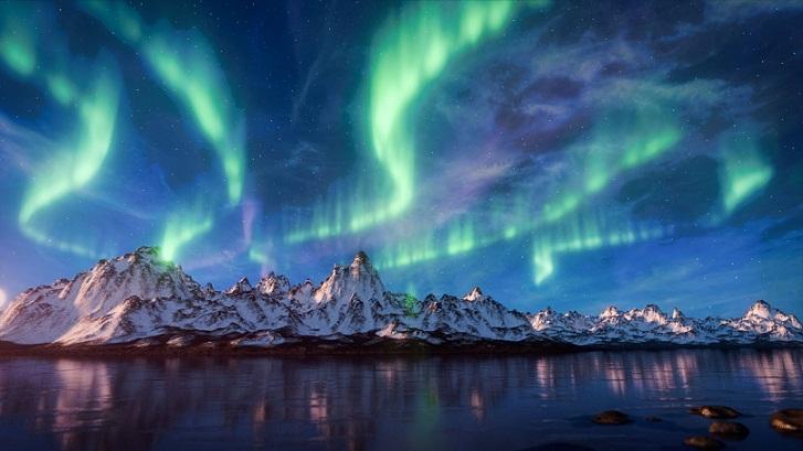 Apa yang Disebut Aurora?