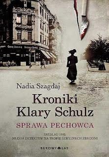 Nadia Szagdaj Kroniki Klary Schulz, Nadia Szagdaj Sprawa pechowca