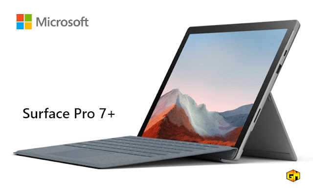 Microsoft Surface Pro 7+ Gizmo Manila