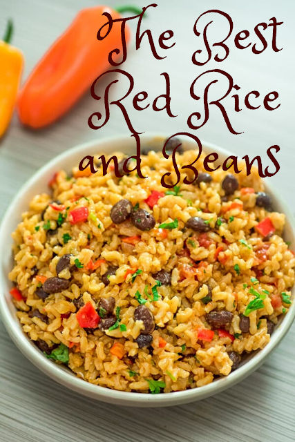 The Best Red Rice and Beans