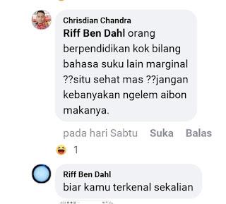 Pribumi Lampung termarjinalkan