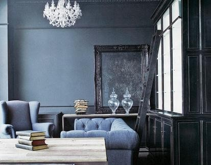 blue gray paint living room retrofit green color trends blues 20482