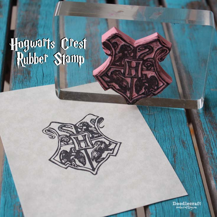 stamp craft ideas doodlecraft 28 harry potter crafts ideas and 2996