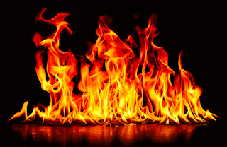 Signification de rêver de feu