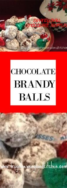 Brandy Balls Liqour Balls Candy