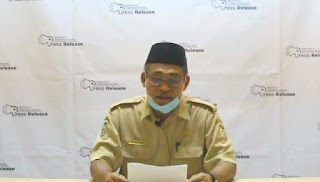 Pathurrahman Juru Bicara (Jubir) tim penanganan Covid-19 Lotim