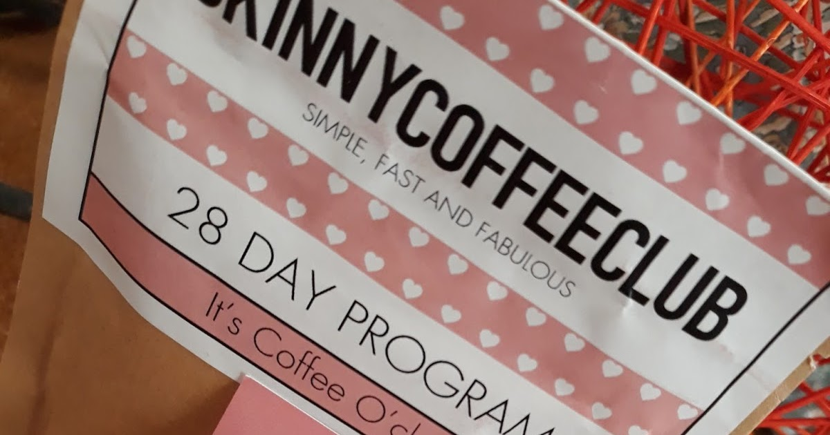 how to make skinny coffee club