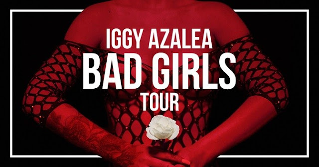 Iggy Azalea Announces North American 'The Bad Girls Tour' With Special Guest Cupcakke