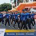 Semarakkan HUT RI Ke-74, Bea Cukai Blitar Berpartisipasi dalam Lomba Baris Berbaris Tingkat Instansi