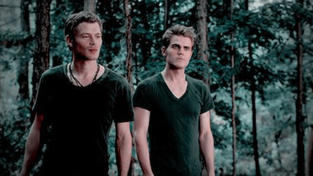 Klaus: Forcing Stefan To Become A Ripper