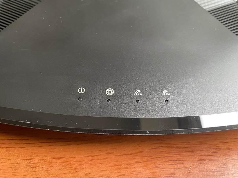 D-Link DIR-X1860 AX1800 WiFi 6 Router Review: Design