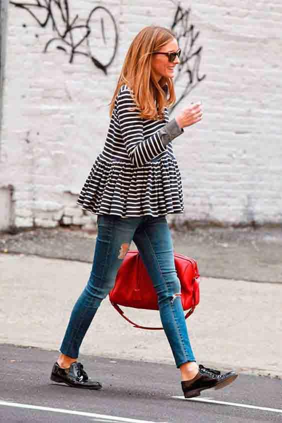 moda gestante fashionista