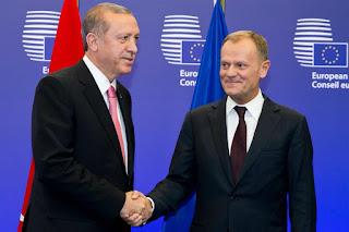 Ο πρόεδρος του Ευρωπαϊκού Συμβουλίου Ντόναλντ Τουσκ