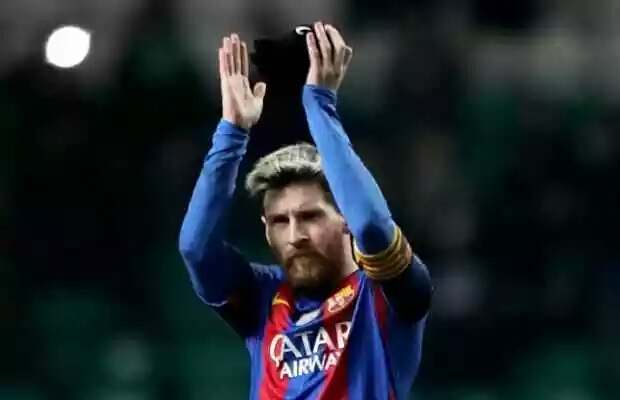 Barcelona's Lionel Messi Named World's Most Over Paid Footballer [Full List]