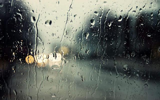 Ερχονται βροχές και καταιγίδες το Σαββατοκύριακο