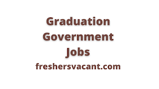 graduation government jobs
