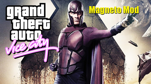 GTA Vice City Magneto Mod