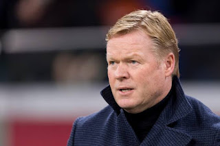 Koeman among candidates to replace Quique Setien at Barcelona