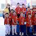 'ตะวัน-ปัณณวิชญ์' นำทีมชาติ ร่วมงานกีฬาสี สร้างแรงบันดาลใจให้น้องๆ สาธิตกรุงเทพธนฯ