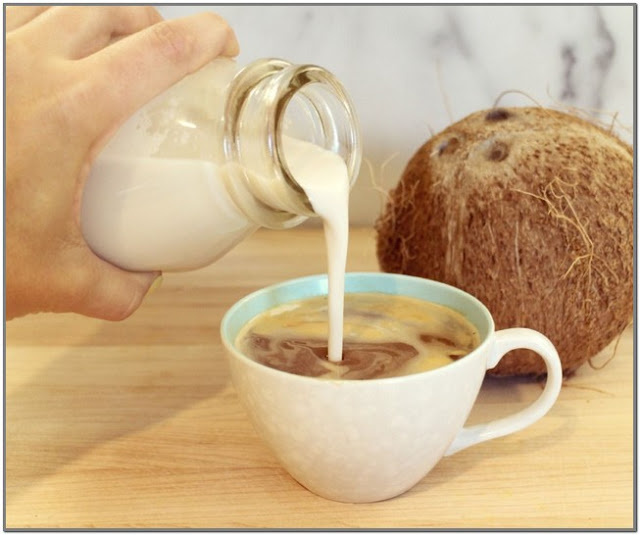 Coconut-flavored coffee creamer;Best Organic Coffee Creamer;Organic Coffee Creamer;