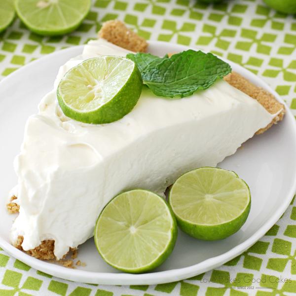 No-Bake Key Lime Pie