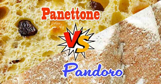 Panettone oppure pandoro? la scelta del Natale che divide gli Italiani