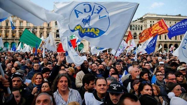 """Οικονομολόγος στη Ρωσία: Οι Ιταλοί έκαναν αυτό που οι """"επαναστάτες""""  Έλληνες δεν τόλμησαν να κάνουν"""