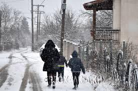 Κλειστά όλα τα σχολεία της Βορείου Χαλκιδικής και αύριο Τρίτη