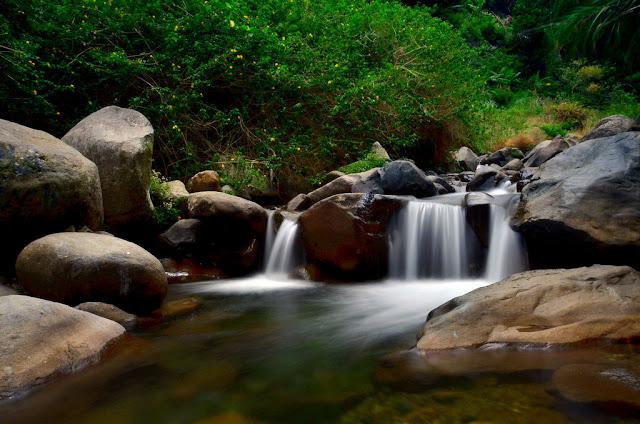 Tempat Wisata gunung puntang Bandung