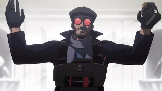 The Story of Rainbow Six Siege: Crimson Heist Explained via Anime