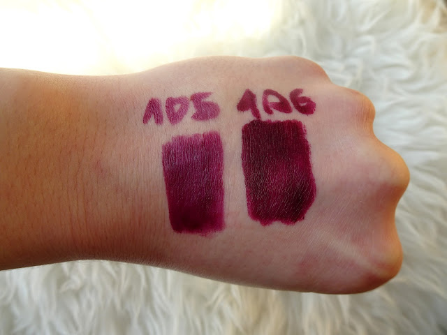najtrwalsze pomadki na świecie? golden rose lip marker ultra lasting color