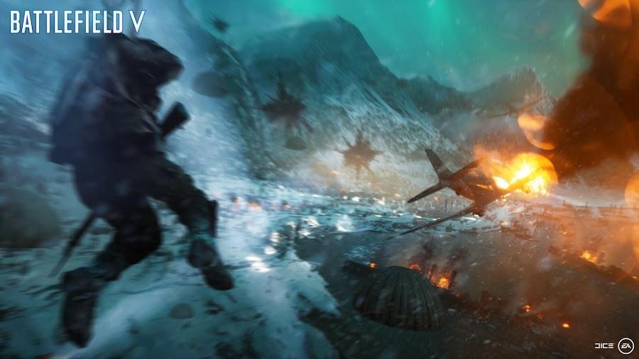battlefield 5 multiplayer mode grand operations