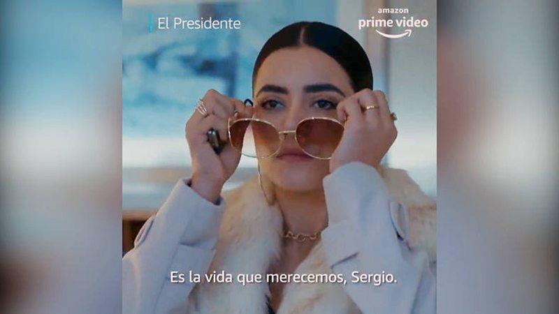 María Inés Facuse y la serie