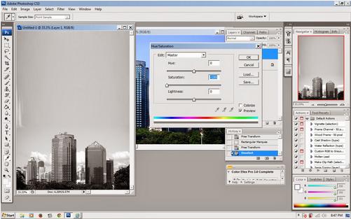Cara Membuat Desain Cover Buletin dengan Photoshop Cara Membuat Desain Cover Buletin dengan Photoshop