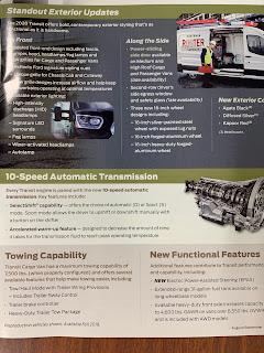 Ford Frontline 2020 Transit pg 7