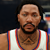 NBA 2K21 Derrick Rose Cyberface and Body Model Knicks Version by aeDdhost