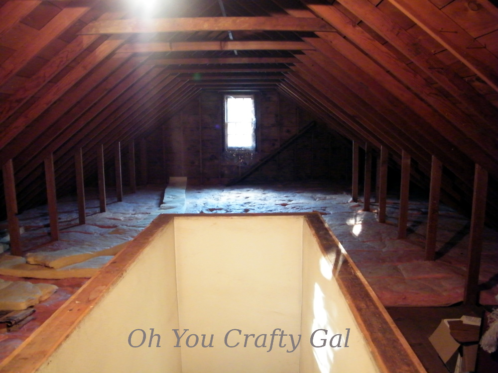 Attic Reno Dream Craft Room Design and Planning Oh You Crafty Gal