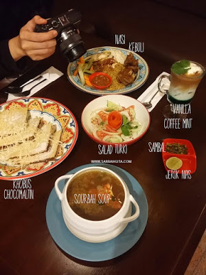 menu di food opera