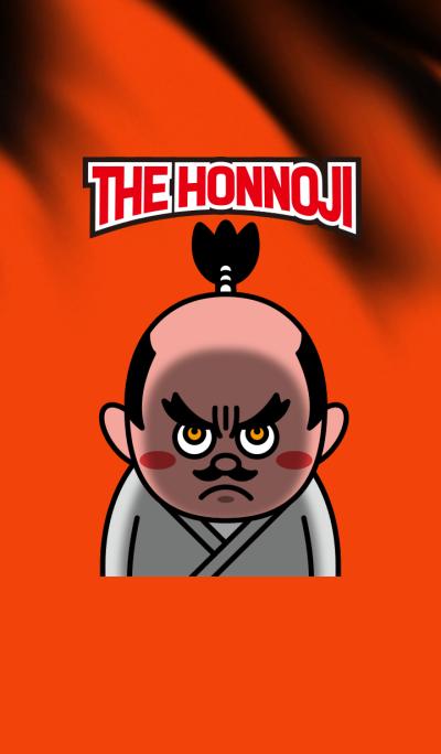THE HONNOJI