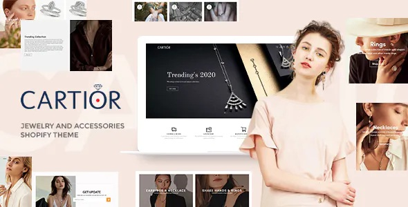 Best Jewelry And Accessories Responsive Shopify Theme