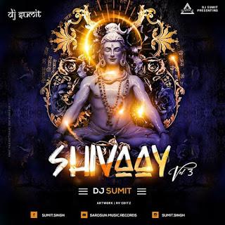 SHIVAAY VOL. 3 - THE ALBUM - DJ SUMIT