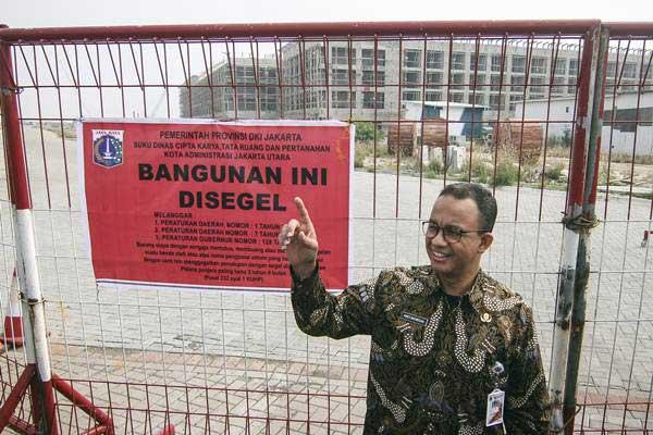 ALHAMDULILLAH.. DKI Kembali Menangkan Kasasi Penghentian Reklamasi Pulau M