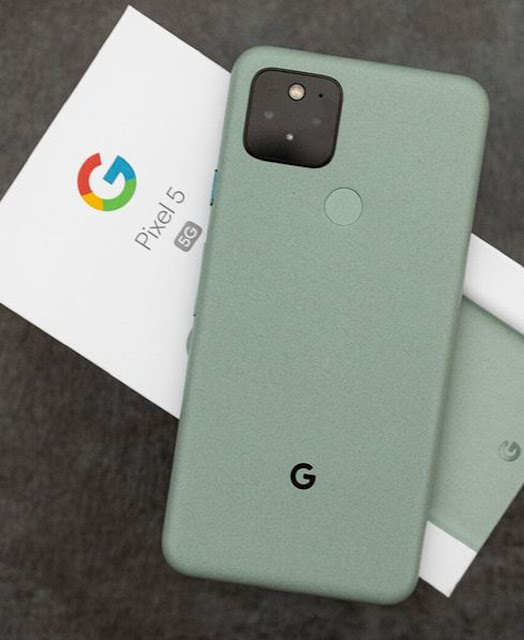 Google Pixel 5 User Manual